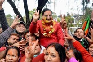 Uttarakhand result highlights| BJP gets 56 seats to floor Congress, Rawat resigns