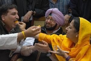 Punjab win rekindles hope for the grand old party's revival