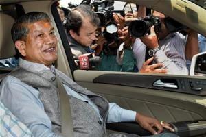 Uttarakhand assembly poll results: BJPtakes early lead, CM Harish Rawat trailing