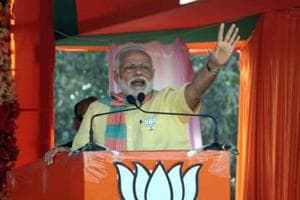 Modi magic propels BJP to early leads in Uttar Pradesh, Kejriwal's AAP fades