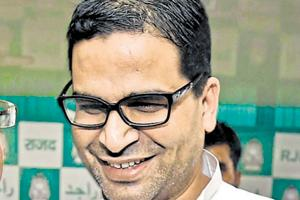 Elections 2017:Prashant Kishor's fall from grace as kingmaker is complete