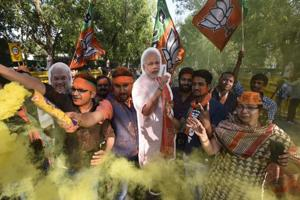 Why BJP is a winner: At 78%, Modi's overall strike rate this election trumps Rahul Gandhi's 22%