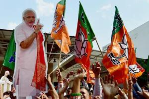Modi masterstroke:PM's campaign hit rate a breezy 86% in UPinnings