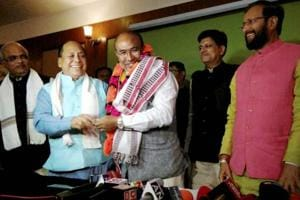 BJP names N Biren Singh as chief minister candidate for Manipur