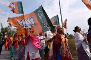 After BJP bid, Congress too stakes claim to form Manipur government, governor faces tough task