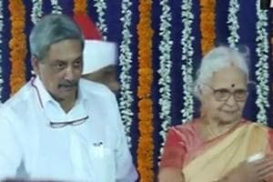 Highlights | Manipur governor invites BJP-led group to form govt, Parrikar sworn in as Goa CM