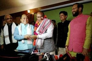 Manipur govt maybe sworn in tomorrow, BJP's Biren Singh to be the chief minister