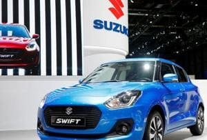 Suzuki Motor Corp expects India to be third-biggest car market by 2020