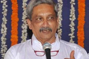Parrikar sworn in as Goa CM, but his team of nine ministers has only 2 from BJP