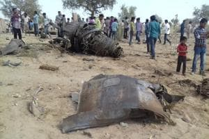 Technical snags bring IAF chopper, Sukhoi fighter down in separate...