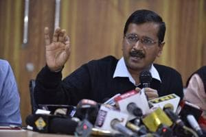 Arvind Kejriwal accepts 'responsibility' for Punjab defeat, but blames EVMs