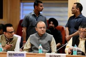 Council chaired by Jaitley moves into last lap, likely to clear draft for GST bill
