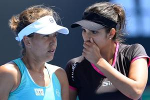 Sania Mirza-Barbara Strycova lose in Indian Wells Masters quarterfinal