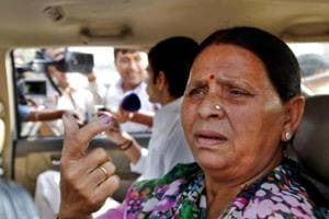 Ex-CM Rabri Devi has jolted Bihar's ruling alliance by demanding legislative council chairman's post for the RJD.