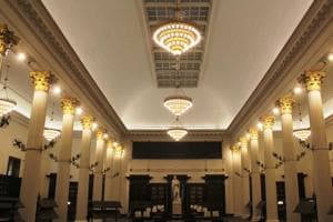 Insider's guide to... Asiatic Society Library