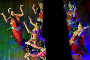 Dancing up a storm: Lavani takes centrestage in Mumbai