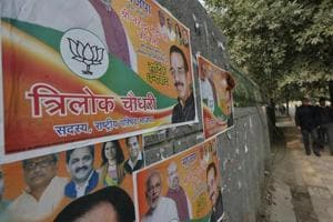 MCDPolls: Delhi civic bodies ask politicians to remove posters, banners