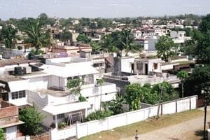 Bariatu housing colony in Ranchi