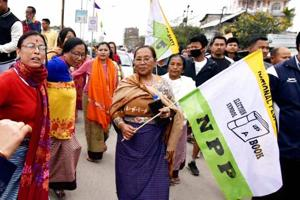 Committed to BJP-led coalition: NPP dismisses reports of withdrawal from Manipur govt