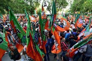After Uttar Pradesh election win, BJP eyes Muslim votes in Delhi civic polls