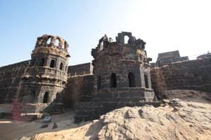 Shivaji's capital, Raigad Fort, to be spruced up for Rs600 crore