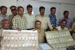 Five arrested with ₹99.8 lakh in demonetised notes in Mumbai