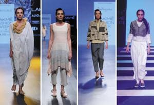 Petr Nitka walked for many designers at Lakme Fashion Week last month