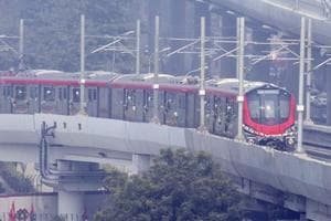 Will Lucknow Metro keep tryst with launch date?