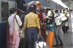 Despite having reserved berths, many passengers said they were not able to occupy them, as their berths were taken up by those having unconfirmed tickets.