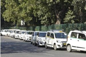 Delhi cabbies may have to give proof of parking space to get driving permit