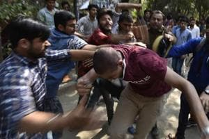 Depoliticisation of students is a cover for right-wing forces to take over universities