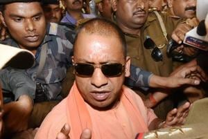 Yogi Adityanath's anointment as UP CM set off a flurry of jokes on Twitter