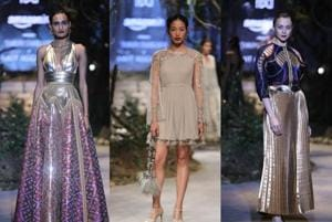 All the trend inspiration you need from the final day of fashion week in Delhi