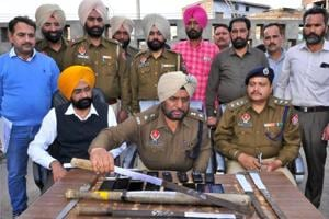 """Success came our way during patrolling when we managed to arrest four snatchers and recover 16 mobile phones,"" said Jagmohan Singh , deputy commissioner of police."