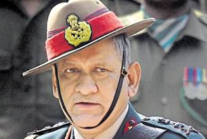 Indian Army Chief Gen Rawat to visit Nepal