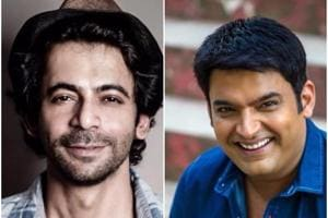 Sunil Grover and Kapil Sharma were involved in a fight reportedly.