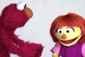Sesame Street's newest muppet with autism will amuse you