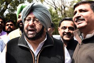 MCD election: Punjab CM Amarinder may address four rallies in Delhi