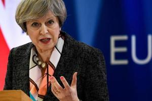 PM Theresa May starts UK tour before pulling Brexit trigger