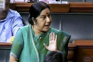 Sushma Swaraj tells Parliament  safety of Indians more important than strategic partnership with US