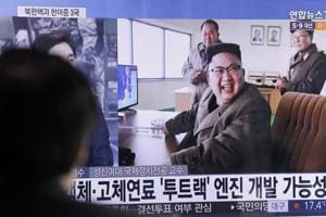 Seoul says North Korea's rocket-engine test shows 'meaningful' progress