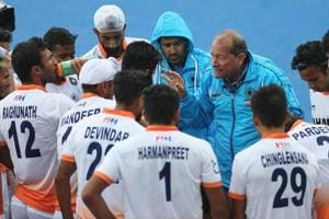 Grooming youngsters crucial for Indian hockey: coach Roelant Oltmans