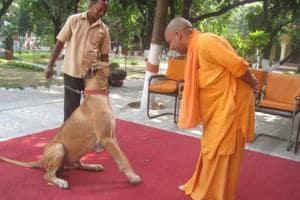 UP chief minister Aditya Nath: A Hindutva leader, 'green' saint and...