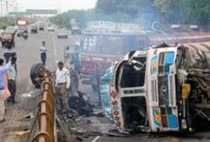 Road accidents:Maharashtra government moots new registration tax to aid disabled victims