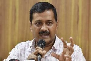 CM Kejriwal appears in court in defamation case, granted bail
