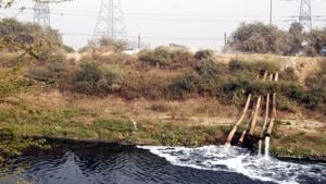 Drains, polluted rivers raise concerns over groundwater quality in Noida