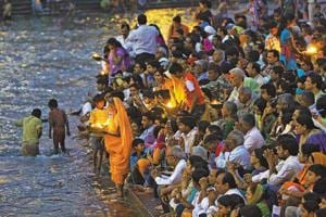 It's no holy dip: Ganga water unfit for bathing in parts of Haridwar, other areas