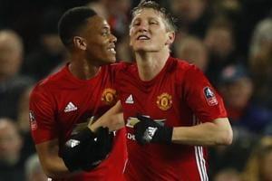 Bastian Schweinsteiger to leave Manchester United for MLS team Chicago...