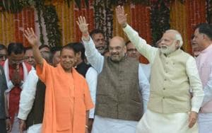 Yogi Adityanath has cross-caste support, judge him on performance, not...