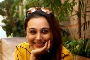 I don't post pictures of Adira because my husband is a very private person and I respect that: Rani Mukerji